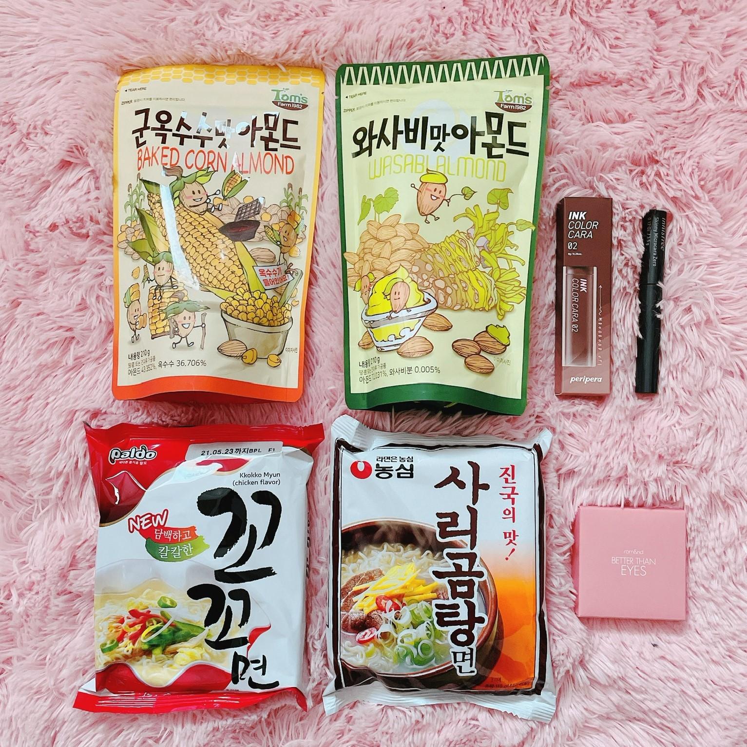 【韓国食材】スタイルコリアンで買ったもの【韓国コスメ】のアイキャッチ画像