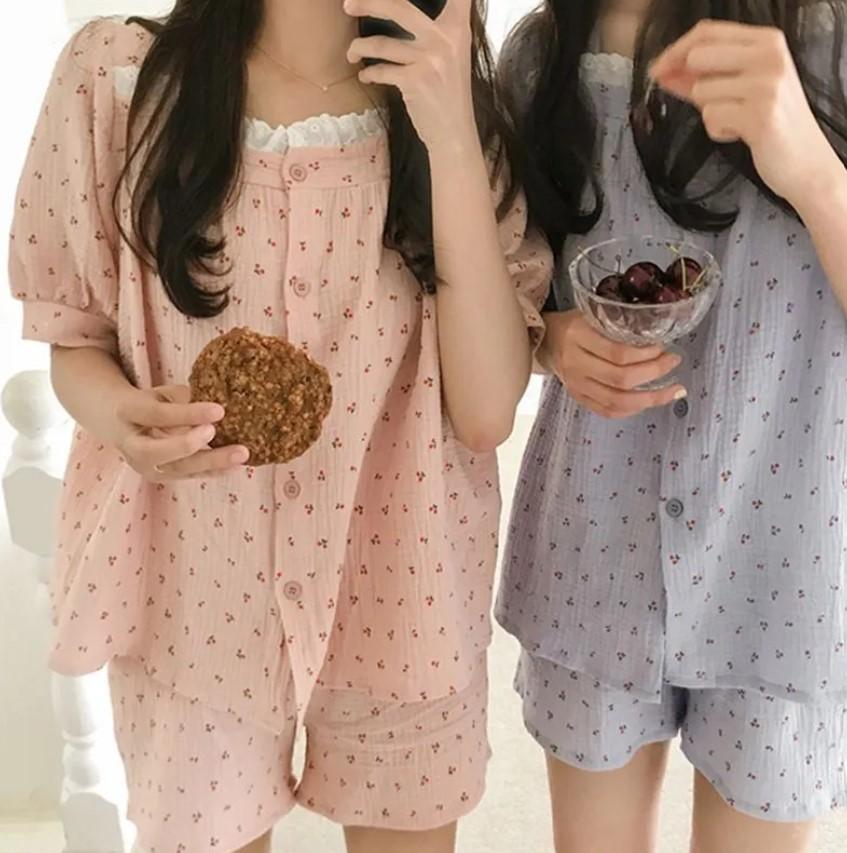 韓国のパジャマやルームウェアが可愛い!ネット通販で買えるお店のアイキャッチ画像