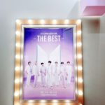 BTS, The BEST 展示会レポート